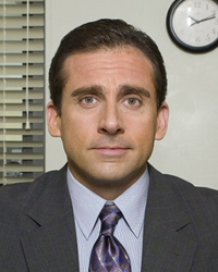 Michael Scott, Regional Manager