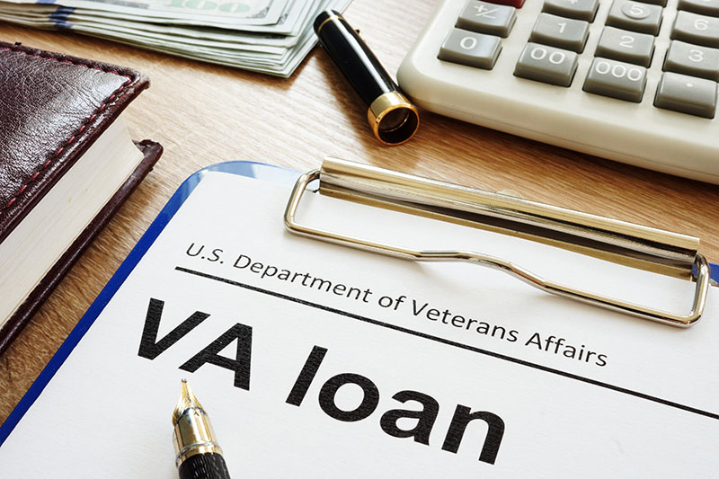 VA loans with no down payment in Colorado Springs, CO.