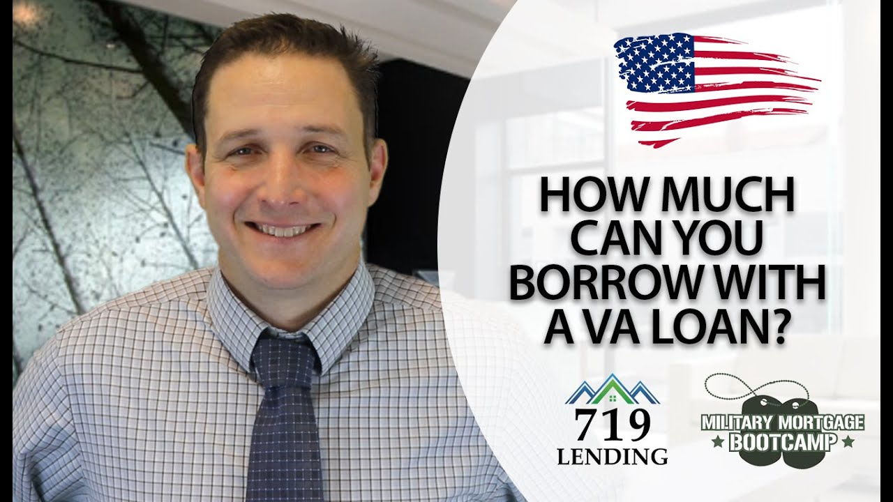 Thumbnail Of Video About VA Home Loan Limits.