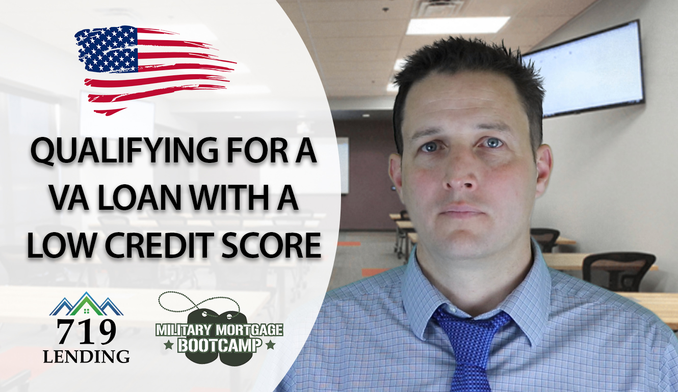 Thumbnail From A Video About Getting Approved For A Home Loan With Bad Credit.
