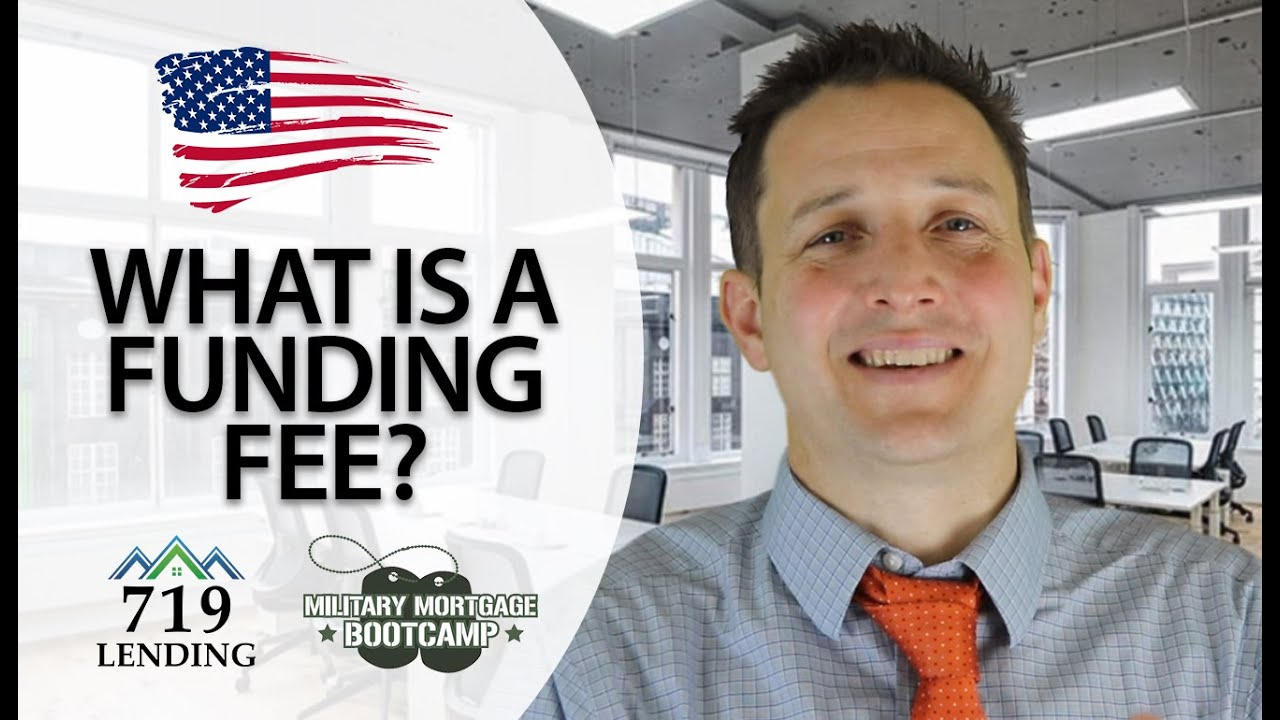 Thumbnail Of Video Discussing What A Funding Fee Is.