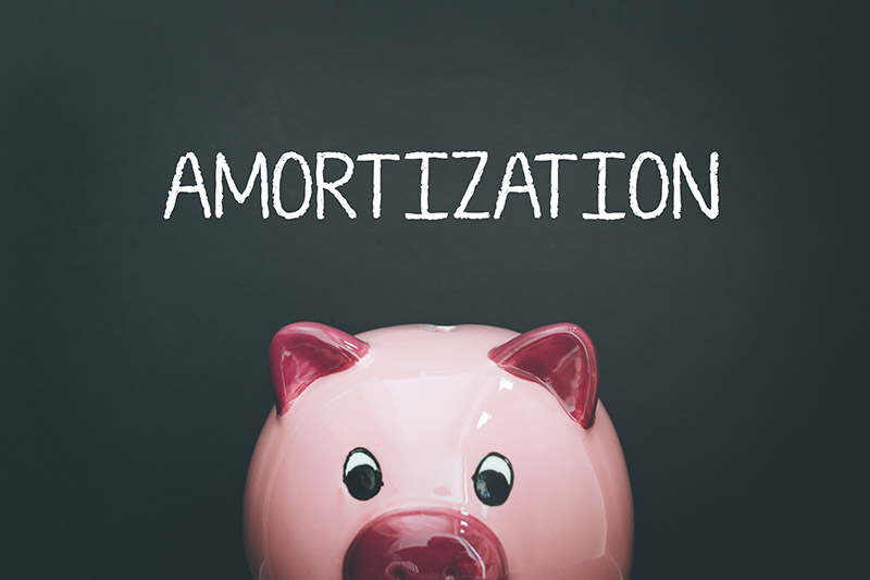 Article Discussing An Amortization Schedule.