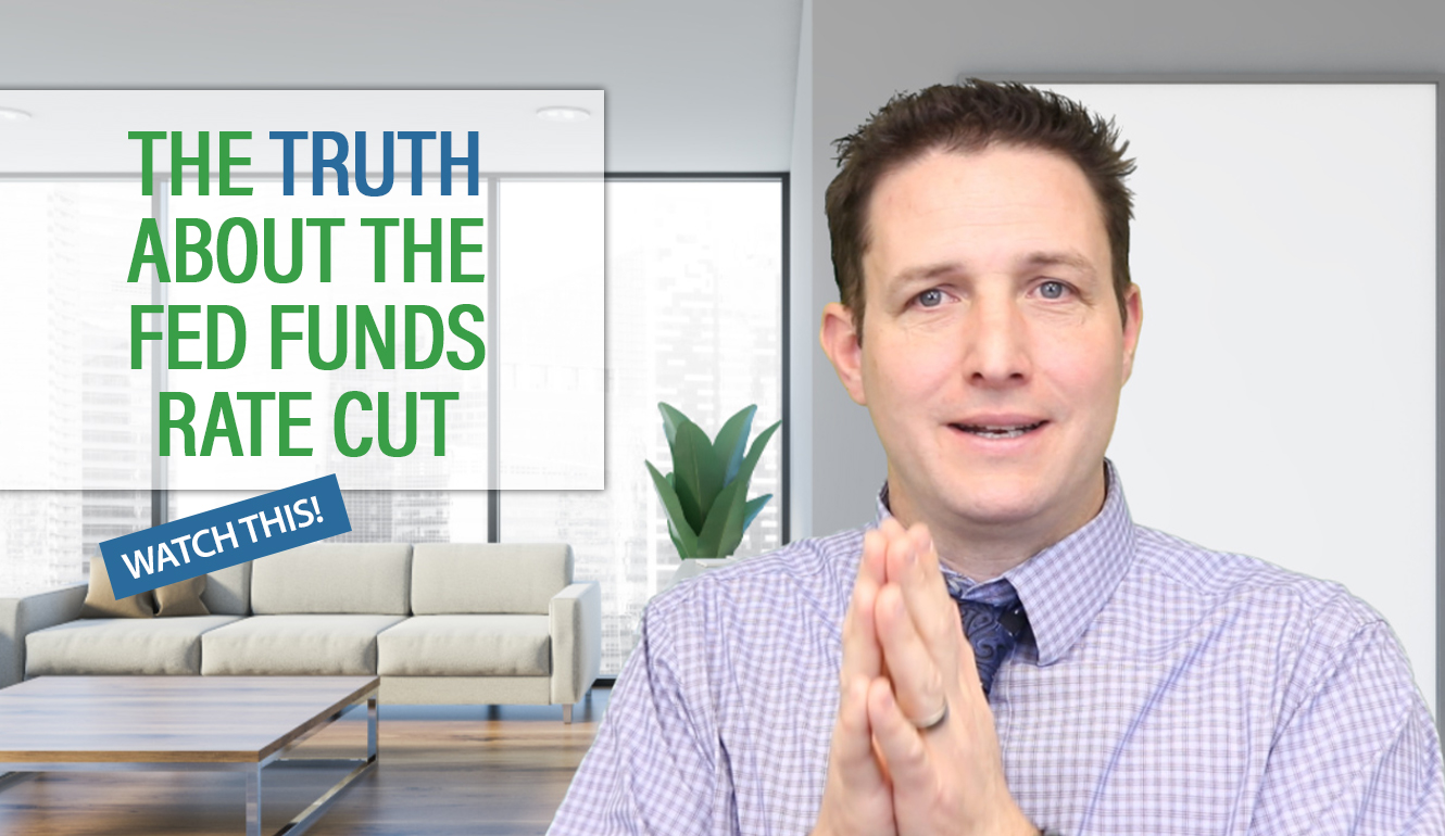 Video Discussing How The Federal Funds Rate Cut Could Effect You.