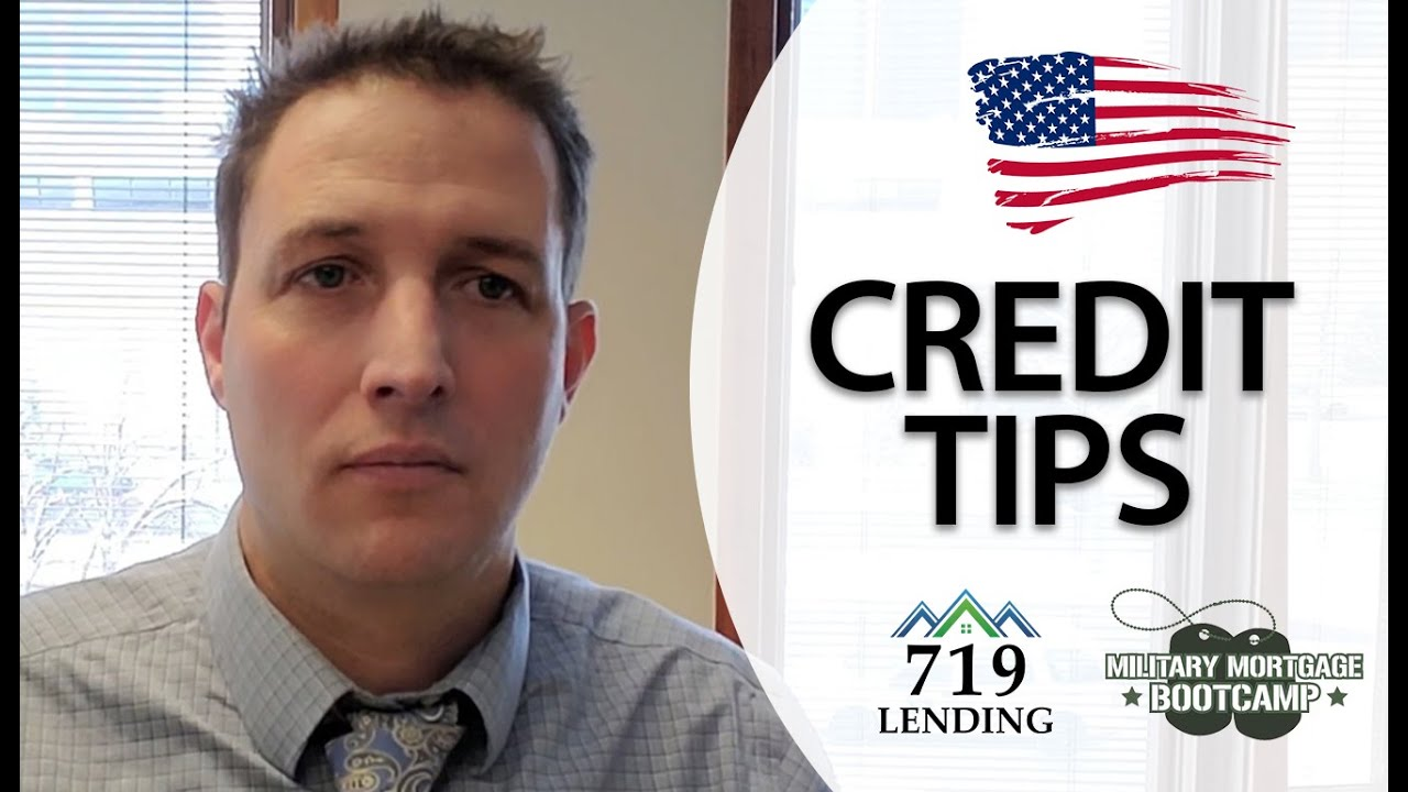 Video Describing 4 Ways You Can Improve Your Credit Score.